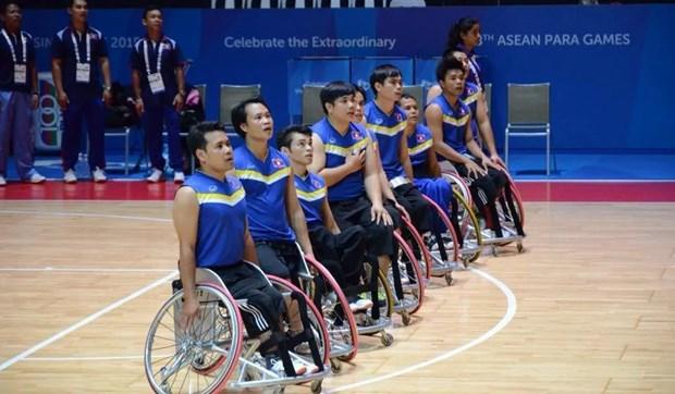 第11届东盟残疾人运动会共设11个大项 hinh anh 1