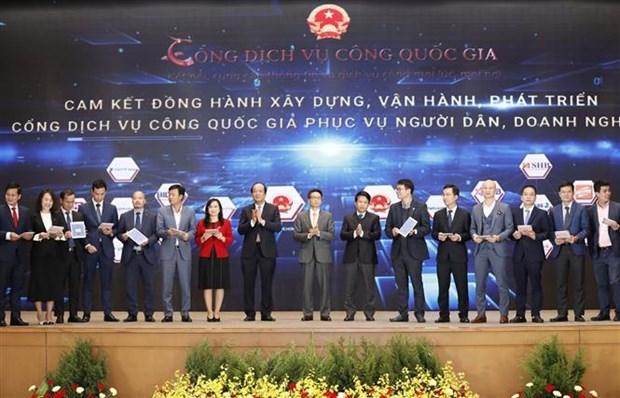政府副总理武德儋:加快国家重要数据库建设工作 hinh anh 2