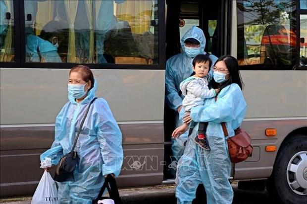 越南卫生部门启动新冠肺炎疫情防控高峰期 hinh anh 2