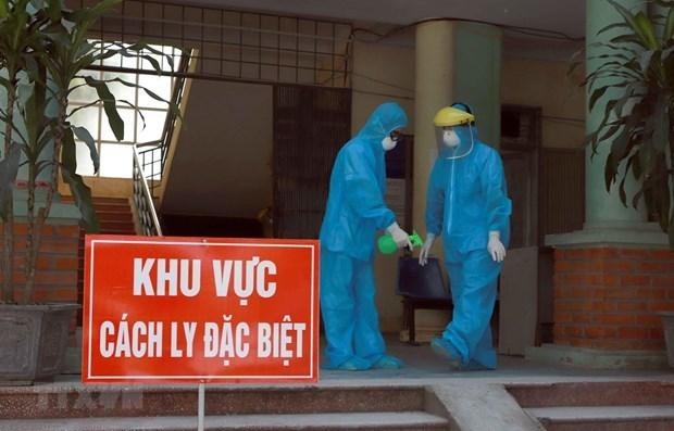 越南新增8例新冠肺炎确诊病例 均为输入性病例 hinh anh 2