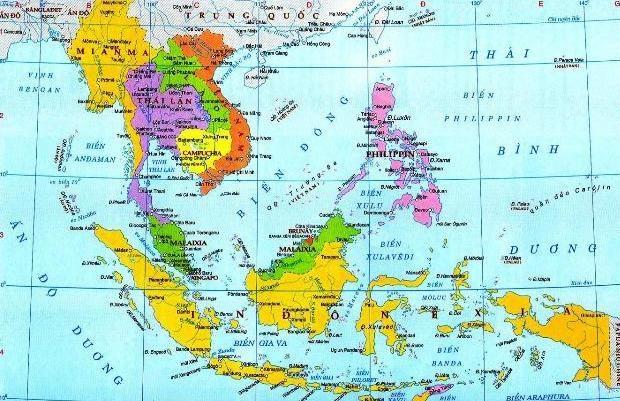 东海对越南拥有巨大的经济、国防安全及对外意义 hinh anh 1