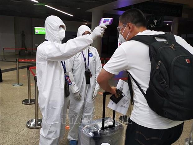 新冠肺炎疫情:柬埔寨加强边境管控 严防疫情输入性风险 hinh anh 1