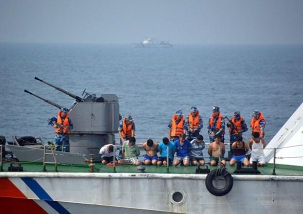 东海对越南拥有巨大的经济、国防安全及对外意义 hinh anh 2