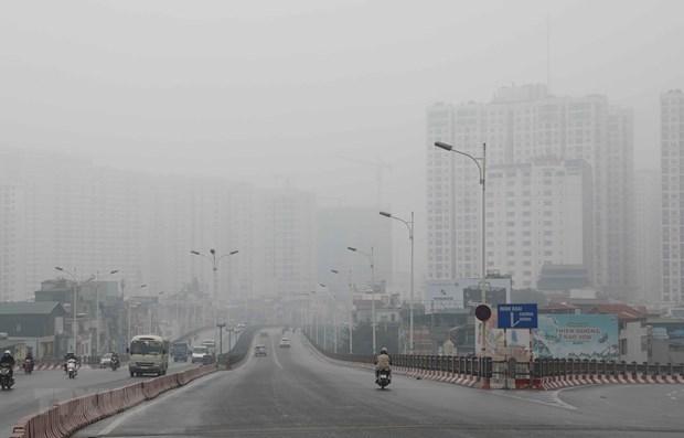 """自然资源与环境部:彻底治理粉尘和空气污染""""黑点"""" hinh anh 2"""