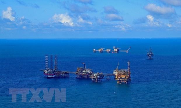 2020年Vietsovpetro石油产量超过年初设定计划 hinh anh 1