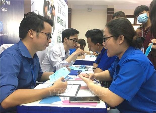 2021年胡志明市需招聘30万名员工 hinh anh 1
