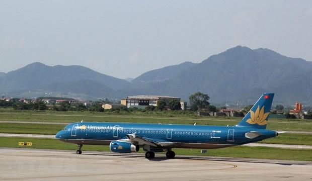 越南航空公司制定春节后安全运输计划 hinh anh 1