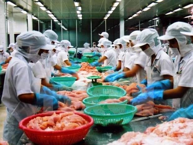 2020年越南是东盟六国中唯一一个国家在出口方面呈现增长趋势 hinh anh 1