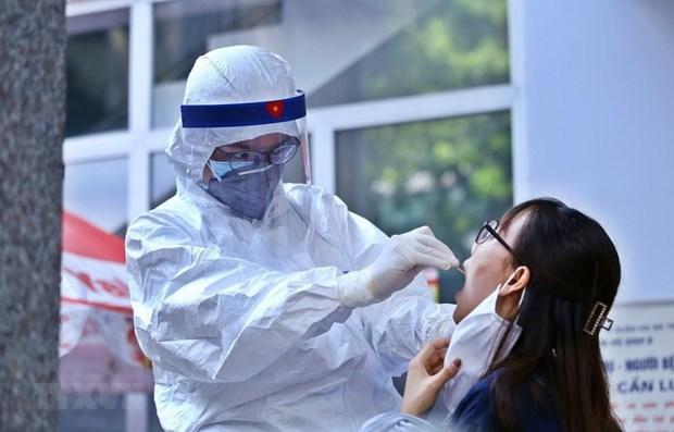 15日上午越南新增1例境外输入新冠肺炎确诊病例 hinh anh 2