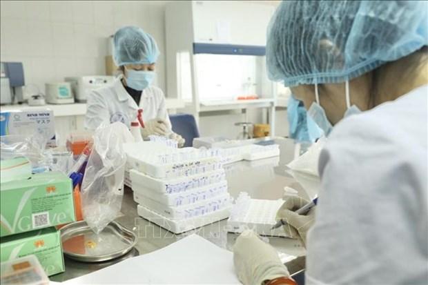 河内新增1例新冠肺炎确诊病例 海阳省新增治愈出院病例1例 hinh anh 1