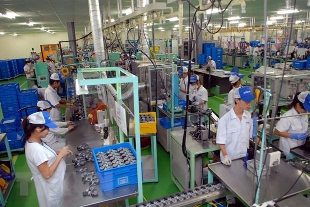 2021年1月份全国贸易顺差13亿美元 hinh anh 1