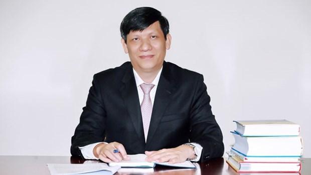 """越南卫生部长致函表彰""""白衣战士""""的贡献 hinh anh 1"""