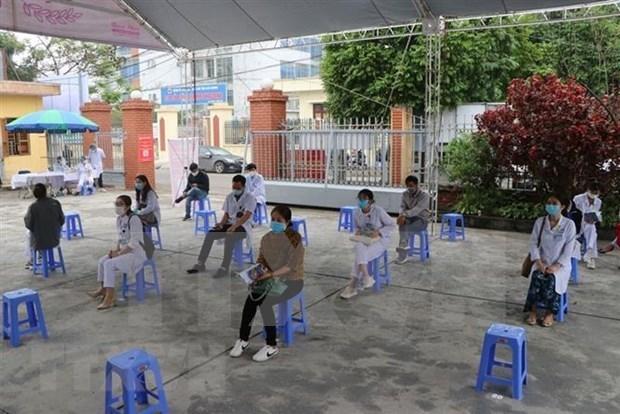 13日下午越南新增3例确诊病例 治愈病例2086例 hinh anh 1