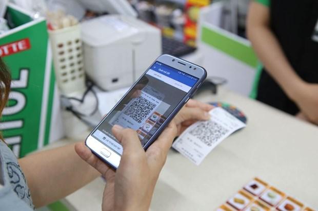 泰国与越南正式开展使用跨境QR码支付服务 hinh anh 1