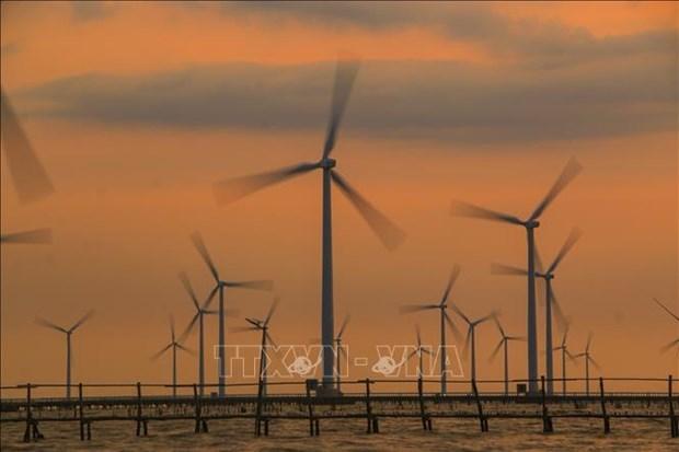 越南电力集团的可再生能源发电量同比增长近160% hinh anh 1