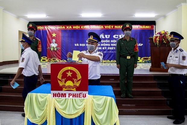 澳大利亚教授:选举活动是越南人民对各重大问题发出自己声音的机会 hinh anh 1