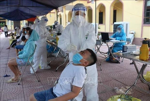 越南驻澳大利亚大使馆呼吁越南侨胞与全国携手抗击疫情 hinh anh 1