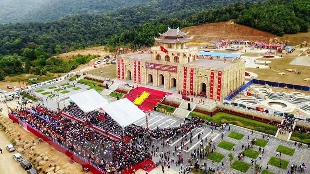 北江省实现旅游业可持续发展 hinh anh 1