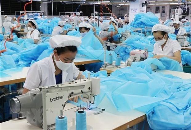 越南工贸部:不再享受GSP优惠不太影响越南出口活动 hinh anh 1