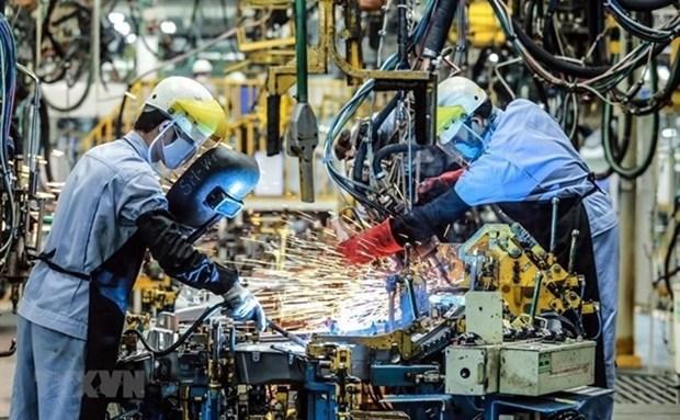标普全球评级:越南经济有望实现强劲复苏 hinh anh 2