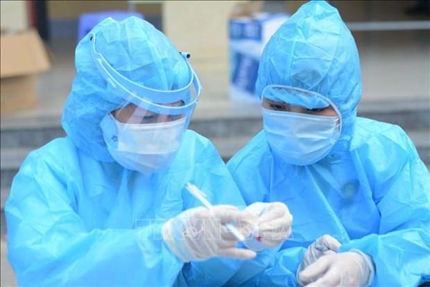 新冠肺炎疫情:7日中午越南新增92例确诊病例 hinh anh 1