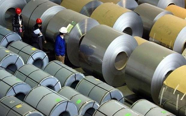 对进口越南的镀锌钢板反倾销措施进行期终复审调查 hinh anh 1