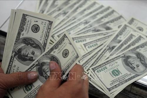 6月8日上午越盾对美元汇率中间价上调10越盾 hinh anh 1