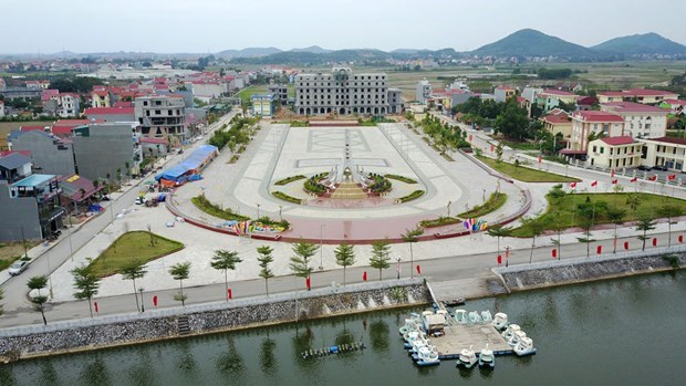 北江省力争到2030年拥有32个城镇 hinh anh 1