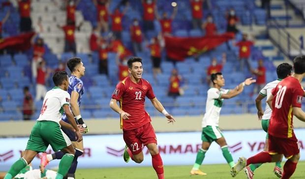 政府总理范明政致信祝贺越南国家足球队 hinh anh 1