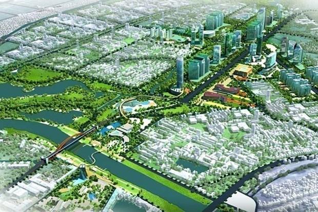 北江省力争到2030年拥有32个城镇 hinh anh 2