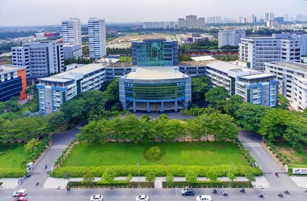 越南四所大学入选2022 QS世界大学排名 hinh anh 1