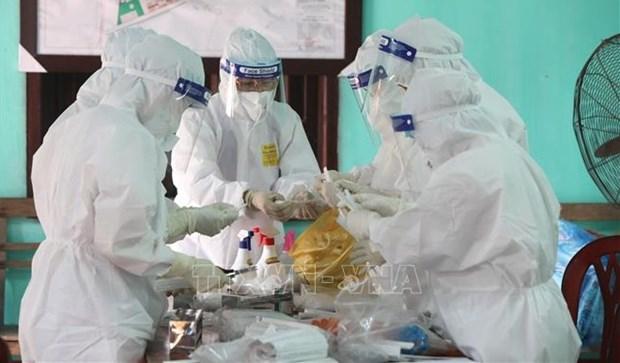 6月10日中午越南新增88例新冠肺炎确诊病例 hinh anh 1
