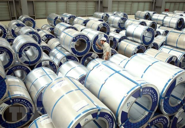 加拿大对进口自越南的部分钢铁产品进行豁免适用保障措施调查 hinh anh 1