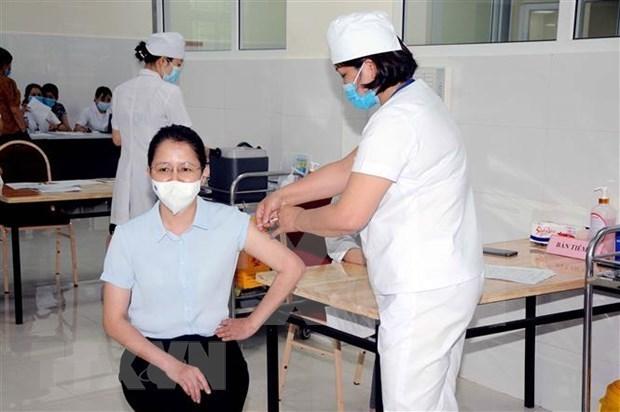 新加坡东南亚研究院专家指出越南新冠肺炎疫情应对战略中的变化 hinh anh 1