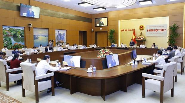今日下午对外公布越南第十五届国会代表选举结果和当选人名单 hinh anh 1