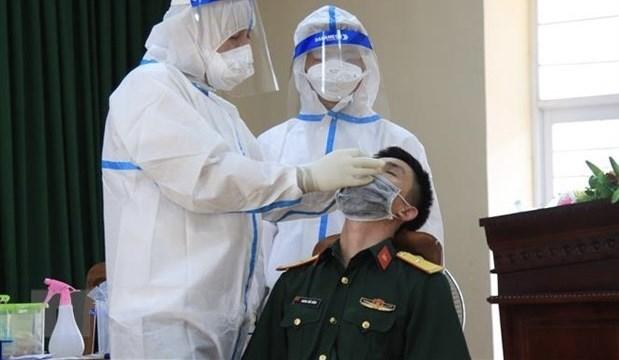 6月11日上午越南新增51例新冠肺炎确诊病例 累计确诊病例9835例 hinh anh 1