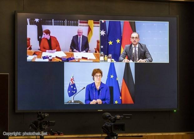 德国和澳大利亚强调了UNCLOS在解决东海问题的作用 hinh anh 1