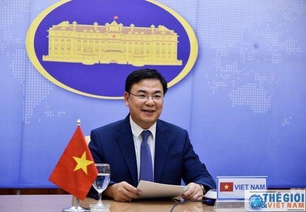 海外越南人支持国内新冠疫情防控工作 hinh anh 1