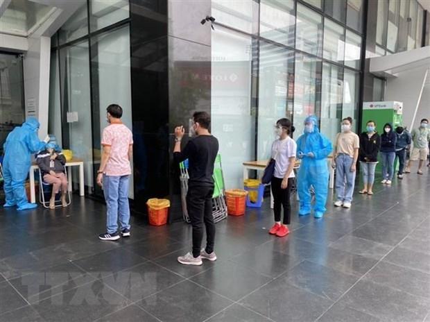 12日上午越南新增68例本土病例 有21个省市连续14天无新增确诊病例 hinh anh 1