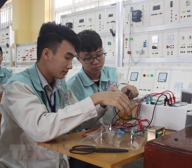 坚江省为农村劳动力职业培训出资160亿越盾 hinh anh 1