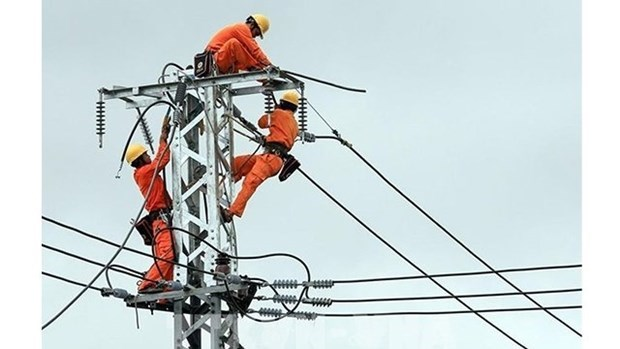 越南商业用电增长8.5%以上 hinh anh 1