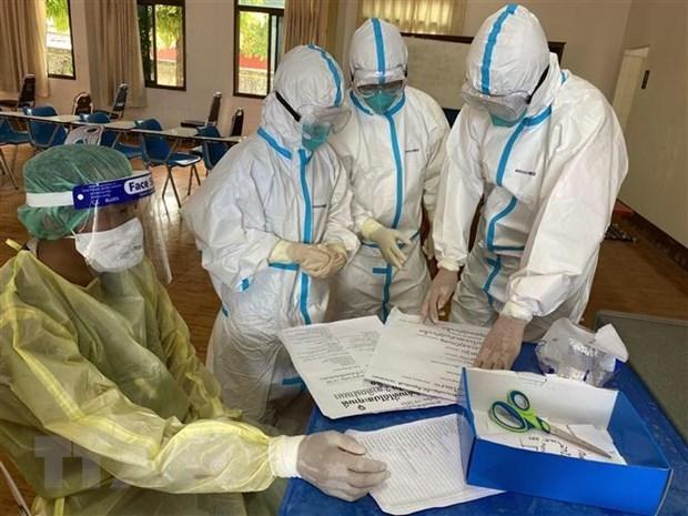 老挝新冠肺炎确诊病例超2000例 世卫组织呼吁柬埔寨人民配合抗疫 hinh anh 1