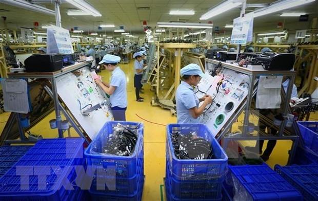 2021年前五个月越南境外投资达5.467亿美元 hinh anh 1