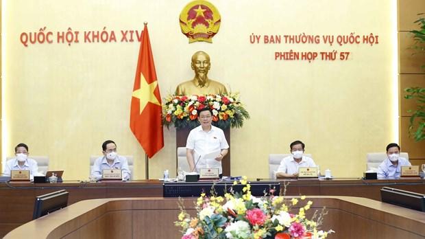第十五届国会第一次会议拟于7月20日开幕 hinh anh 1