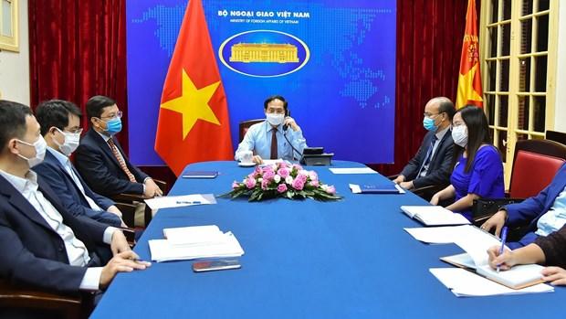 越南与加拿大不断拓展合作领域 携手应对新冠肺炎疫情 hinh anh 2