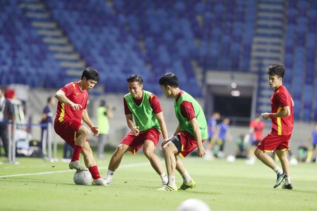 2022年世界杯预选赛:ESPN称赞越南一代杰出足球人才 hinh anh 2