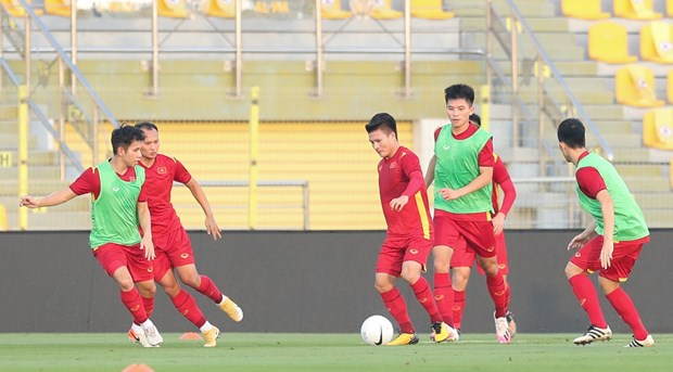 2022年世界杯预选赛:ESPN称赞越南一代杰出足球人才 hinh anh 1