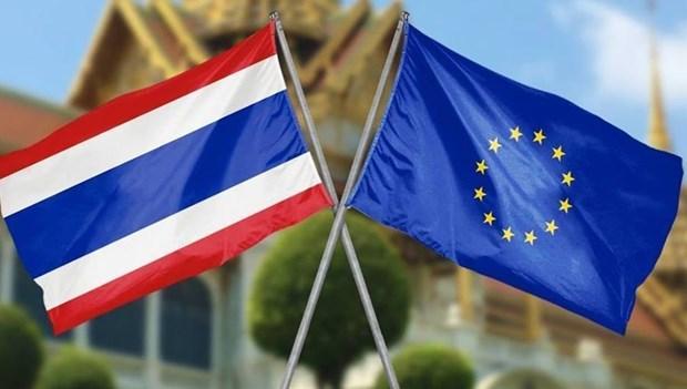泰国拟重启与欧盟的自由贸易协定谈判 hinh anh 1