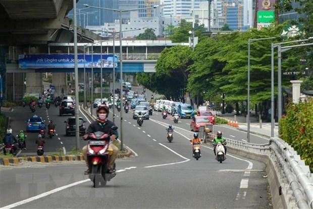 印尼连续13个月实现贸易顺差 hinh anh 1