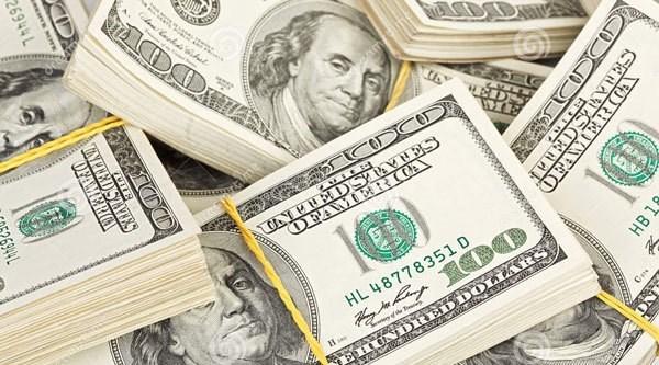 6月16日上午越盾对美元汇率中间价下调6越盾 hinh anh 1